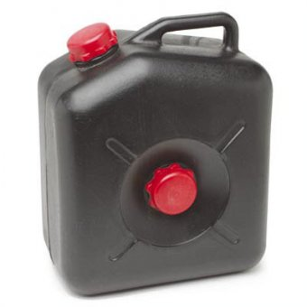 Waste Water Container (Black)