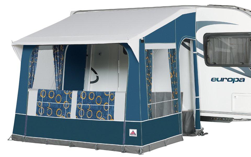 Dorema Quattro 225 Porch Awning 2016 Model Waudbys
