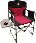 Royal Leisure Compact Directors Chair with Table