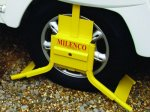 Milenco Motorhome Wheel Lock