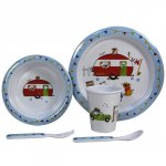 Charlie and Friends Melamine