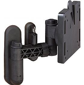 NEW Vision Plus TV Wall Bracket Single Arm Quick Release
