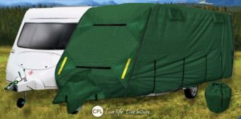 SPECIAL OFFER - Crusader 4PLY Caravan Cover