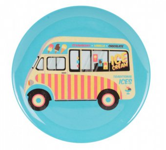 SALE - Sweet Summer Days Plate