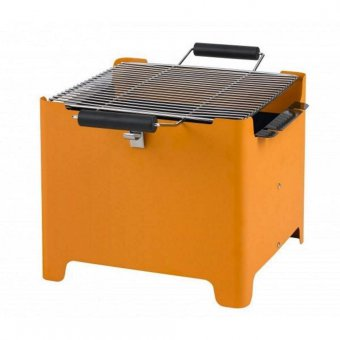 REDUCED Cube Charcoal BBQ WAS £64.95