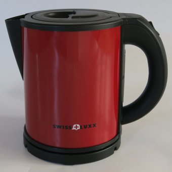 Milenco Swiss Lux Red Kettle