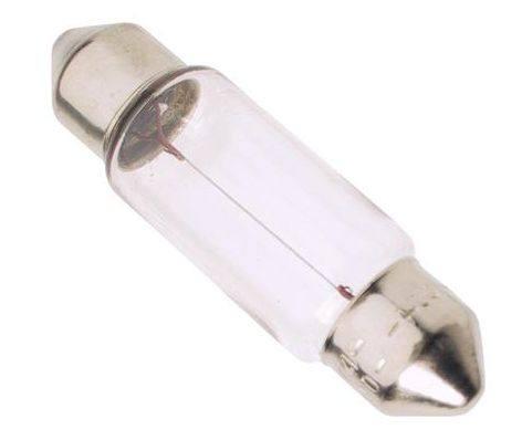 Festoon Bulbs: 12v 10w