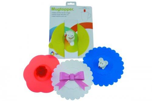 Apollo Mugtopper: Pink Bow