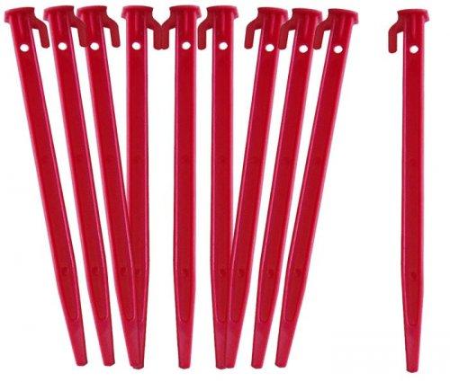 Plastic Peg: 19cm Plastic Peg