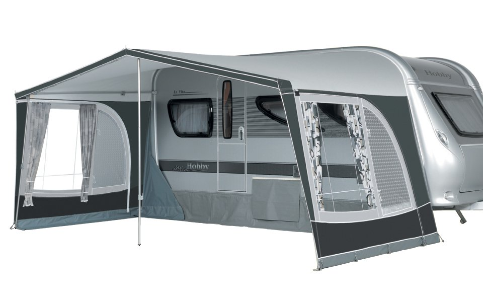 Dorema Multi Nova Excellent Full Awning - 2019 Model | Waudbys